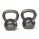 KETTLEBELL CAST IRON for fitness and weightlifting