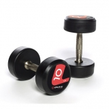 DUMBELLS PRO-STYLE KIT (10 PAIRS 1 KG TO 10 KG) for fitness and weightlifting