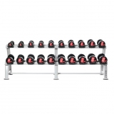 DUMBELLS PRO-STYLE RACK 2 for fitness and weightlifting
