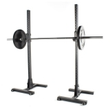 PORTABLE SQUAT STAND for fitness and weightlifting