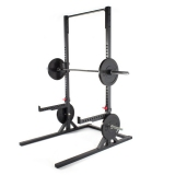 HALF RACK for fitness and weightlifting