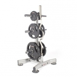 DISK RACK for fitness and weightlifting