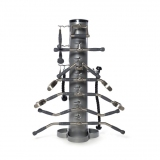 ACCESSORIES RACK for fitness and weightlifting