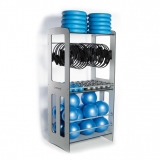 PILATES COMPACT RACK for fitness training