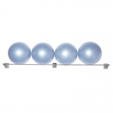 FITNESS BALL COMPACT RACK 4 for fitness training