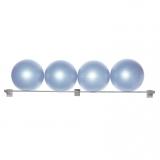 4 ball compact rack