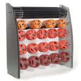 POWER DISK COMPACT RACK for fitness training