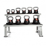 KETTLEBELLS RACK for fitness and weightlifting