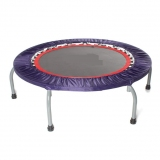 Trampoline for fitness training