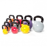 KETTLEBELL VYNIL for fitness and weightlifting