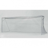 Soccer goals Compact Plus with net holder rail Quick-Net-Rail 7,32 × 2,44 m - FIFA approved