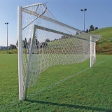 Soccer goals Base frames, Upward folding, Type Bundesliga