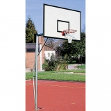 Basketball unit, single-upright construction - acc. to EN 1270