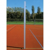Multi sports posts for volleyball, tennis, soccer-tennis for training and leisure