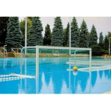 Water polo goals, Free floating, folding, 3x0.90 m