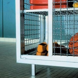 Storage sports equipment cabinet Maxi