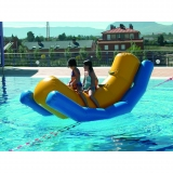 WATER INFLATABLE ATTRACTION BANANA 4MT for swimminig pools