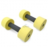 AQUA DUMBBELL ROUND MINI - 10 CM DIAMETER - for aquafitness