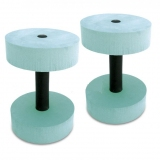 AQUA DUMBBELL ROUND MINI - 19CM DIAMETER - for aquafitness