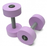 AQUA DUMBBELL ROUND (HEAVY) - 15CM DIAMETER - for aquafitness
