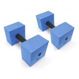 AQUA DUMBBELL SQUARE - for aquafitness