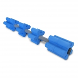 AQUA DUMBBELL FLOWER LARGE - for aquafitness