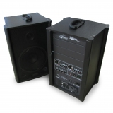 SOUND SYSTEM PRO 70W - for aquafitness, aerobics and synchronized swimming
