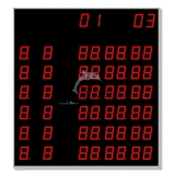 Scoreboard for Swimming