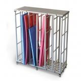 Storage sports FOR MATS, PVC