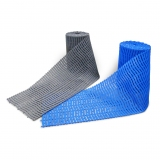 Flooring mat for locker rooms and swimming pools SOFT ROLL