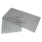 Flooring mat for locker rooms and swimming pools RIGID - 50X50X5CM