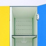 LOCKERS ACCESSORIES - EXTRA SHELF for gyms, swimmings pools and wellness areas