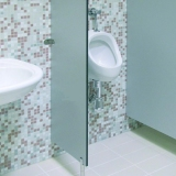 URINAL DIVISION 12MM for gyms, swimmings pools and wellness areas