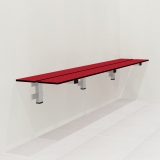 Benches SIMPLE BENCH 1 FUNCTION for gyms, swimmings pools and wellness areas