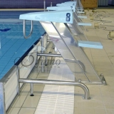 STARTING BLOCK SQUARE 700MM for swimming