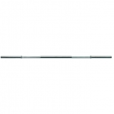 Bar chrome, length 180 cm - for fitness and weightlifting