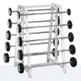 Barbell rack - for fitness and weightlifting