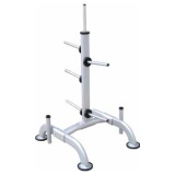 Disc rack for 30 mm discs - for fitness and weightlifting