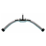 Lat bar half rounded - for fitness and weightlifting