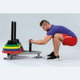 Power sledge - for fitness and weightlifting