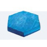 Pilates Softboard hexagonal non slippery pattern - Inventory for fitness