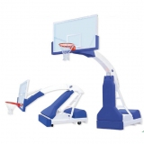 Hydroplay ACE portable basketball backstop