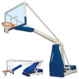 Hydroplay Training portable basketball backstop