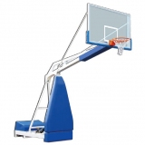 Basketball backboards, mobile on wheels, Hydroplay Club portable - FIBA approved for 3rd level