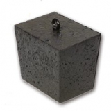 Basketball backboards - concrete ballast cube
