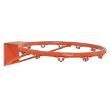 Basketball ring, standard, varnished steel
