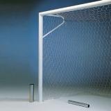 Standard soccer goals