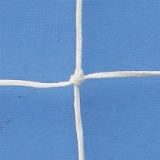 Soccer goals nets for reduced goals 400x200 cm, polyethylene, diameter 3.5 mm knotted