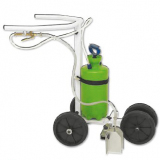 Pitch marker trolley