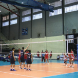 Volleyball systems net with antennas - FIVB approved for competitions
